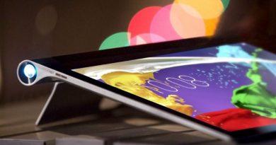 איך זה Lenovo YOGA Tablet 2 Pro? ייחודי ביותר