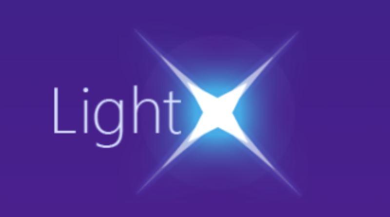 לוגו של האפליקציה LightX