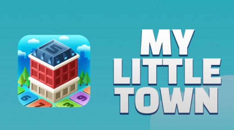 My Little Town Logo