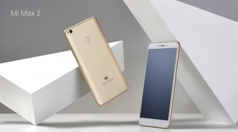 Xiaomi Mi Max 2 PR Pic