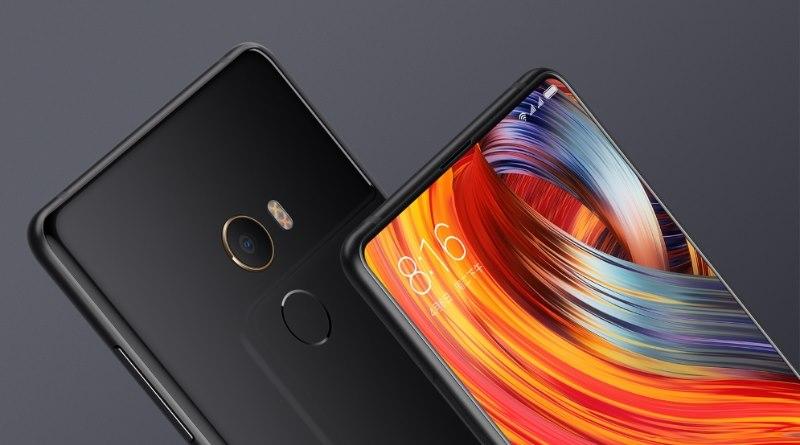 Xiaomi Mi Mix 2 שאומי מי מיקס 2