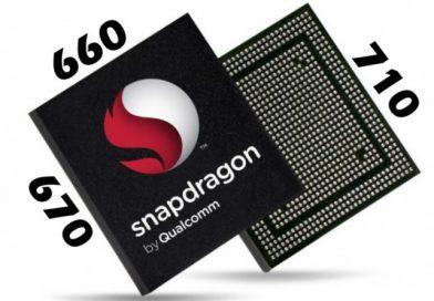 איך זה מקרוב: Snapdragon 660 מול 670 וגם מול 710