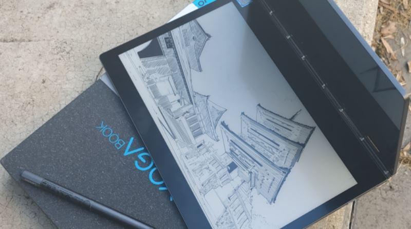 בדיקת ניידות: Lenovo YOGA Book C930 – עוד מאותו תרגיל עם כמה שיפורים קלים