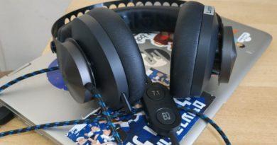 משחקי האוזן: Lenovo Legion H500 Pro 7.1 – אוזניות למשחק שמציעות קול היקפי בחיבור חוטי